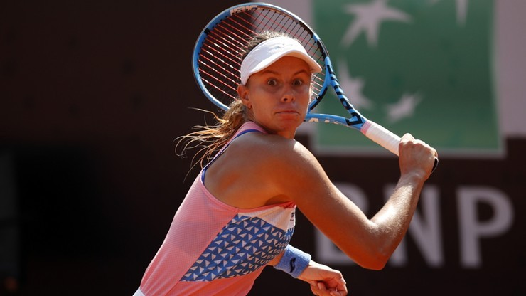 Turniej WTA w Rzymie: Magda Linette odpadła w ćwierćfinale debla