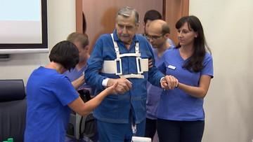 Lekarze z Zabrza wszczepili pacjentowi całkowicie sztuczne serce