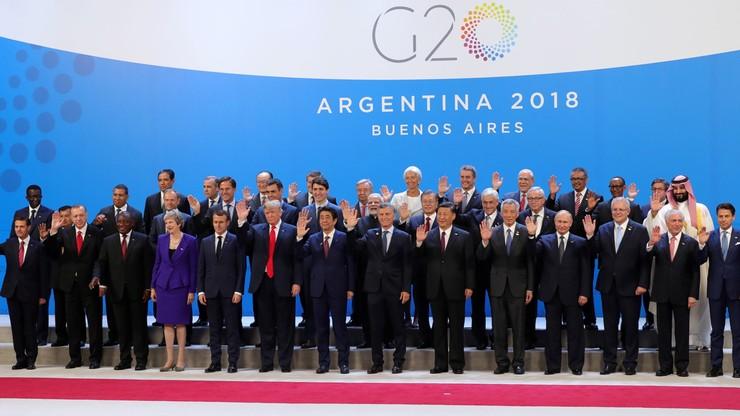Lekkie trzęsienie ziemi w pobliżu Buenos Aires. W mieście odbywa się szczyt G20