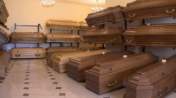 """""""Unijne dofinansowanie do pogrzebu"""". Nowa metoda oszustów"""