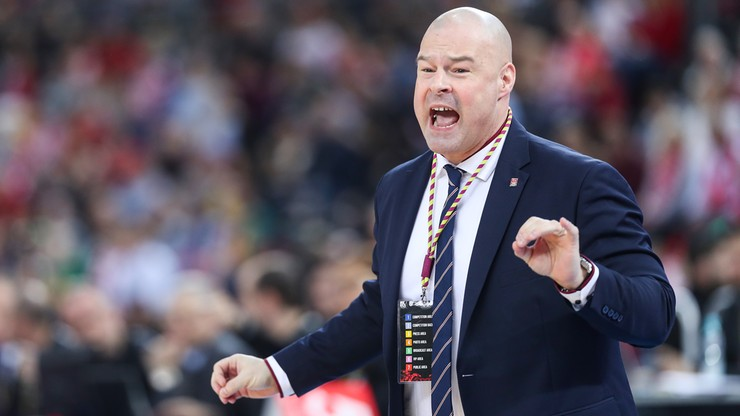 Trener Mike Taylor wybrał szeroki skład kadry
