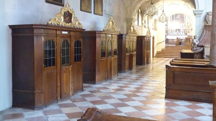 36 tys. euro podrzucono w konfesjonale w kościele w Rzymie