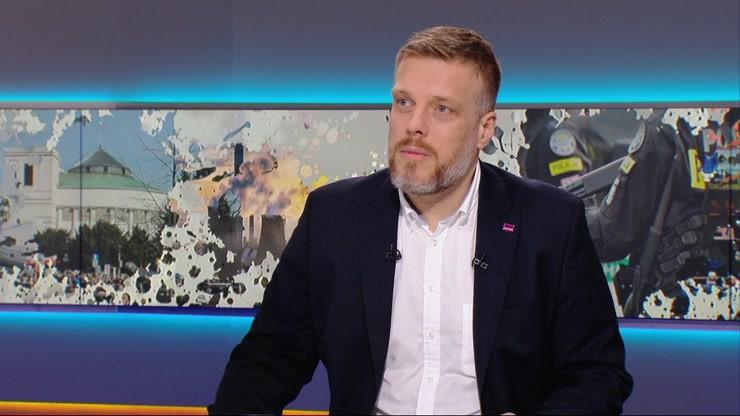 Adrian Zandberg: premier chyba nadal nie rozumie, jaki wniosek złożył do TK