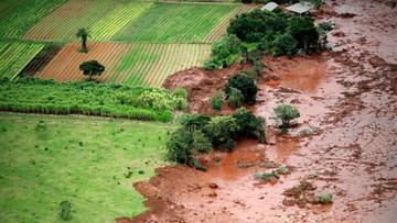 Niebezpieczeństwo przerwania kolejnej tamy w brazylijskiej kopalni. Władze wstrzymują poszukiwania