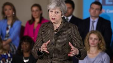 Premier May zapowiedziała redukcję imigracji po Brexicie