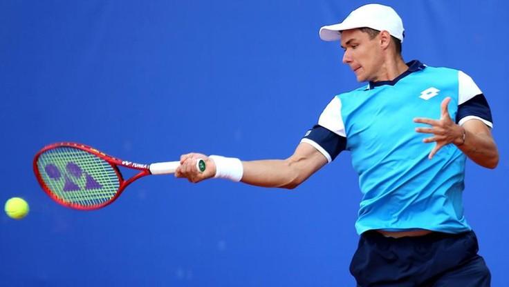 ATP w Monte Carlo: Znakomity powrót Kamila Majchrzaka. Polak w finale kwalifikacji