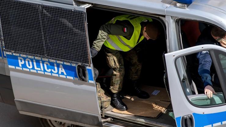 Żołnierz WOT zarażony koronawirusem