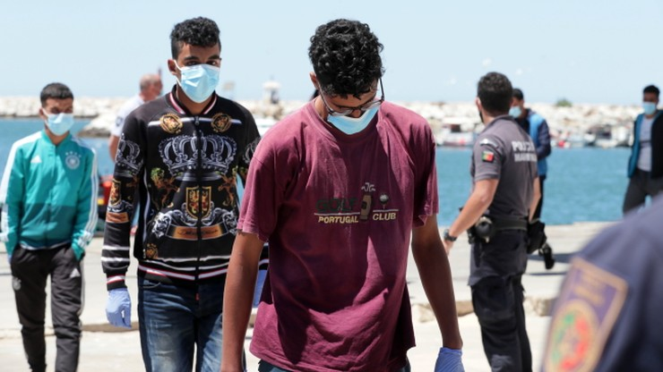 Koronawirus zatrzymał imigrantów. Niespodziewany efekt epidemii w Hiszpanii