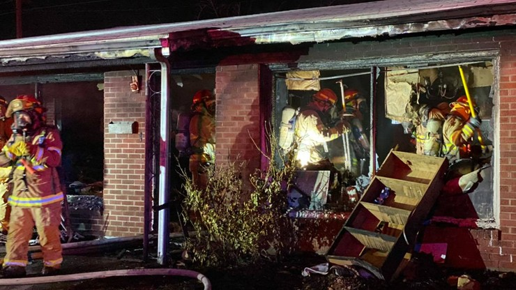 """USA. Podpalił dom z matką i bratem, bo ci """"nie przestrzegali Biblii"""""""