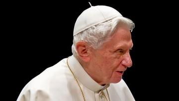 """""""Stan zdrowia Benedykta XVI jest bardzo zły"""""""