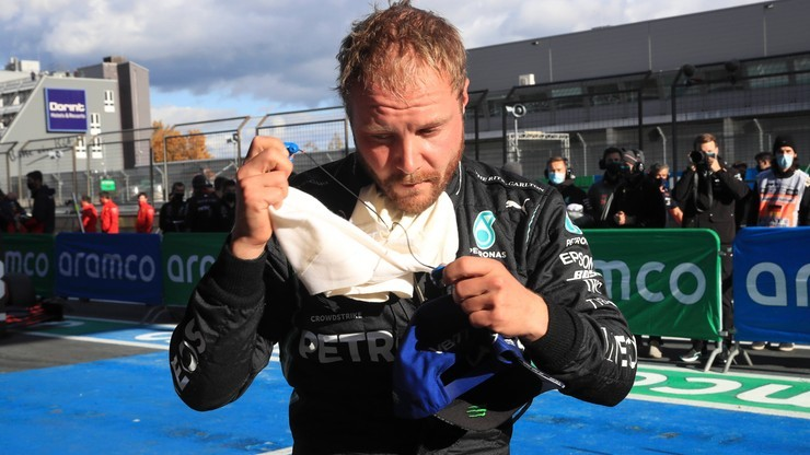 Formuła 1: Valtteri Bottas zainwestował w czołowy fiński klub hokejowy