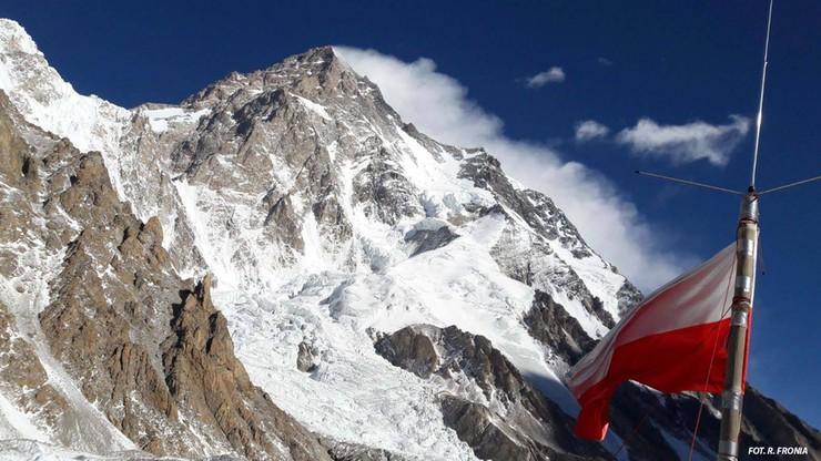 Wyprawa na K2. Rafał Fronia został przetransportowany do szpitala