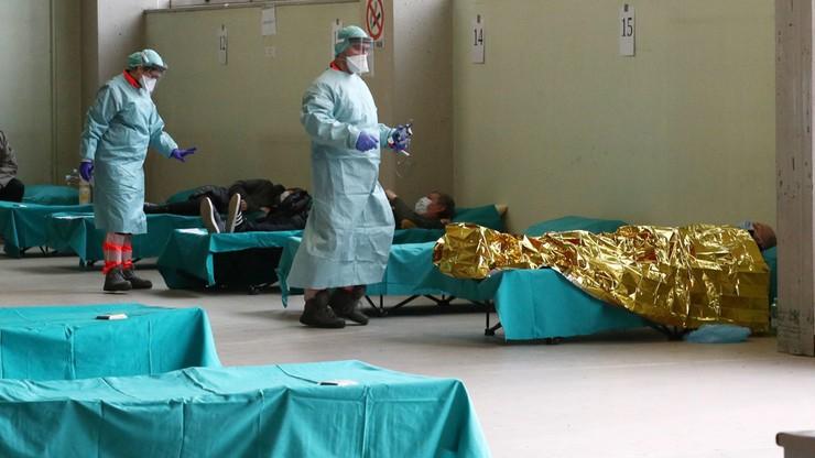 We Włoszech brakuje respiratorów. Lekarze muszą wybierać, komu ratować życie