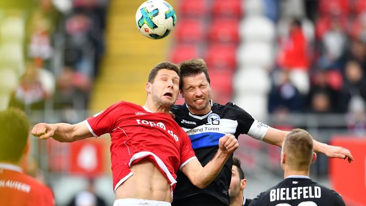 Pierwszy w historii spadek Kaiserslautern do trzeciej ligi niemieckiej