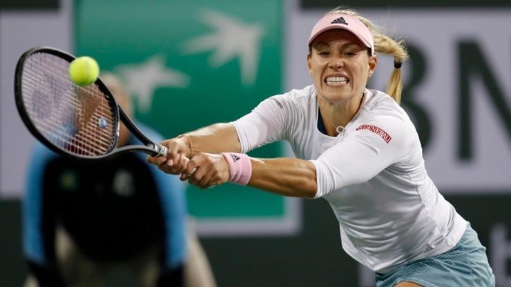 WTA w Monterrey: Kerber i Muguruza w półfinale