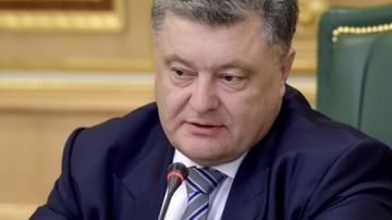 Zaostrzenie stosunków na linii Kijów-Moskwa. Poroszenko chce rozmów z liderami światowymi