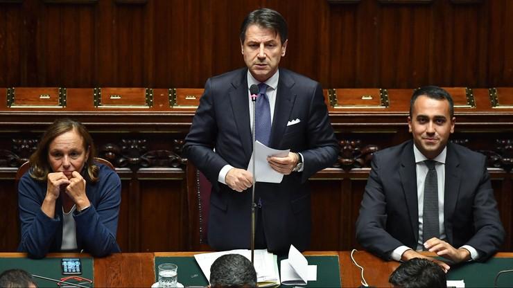 Nowy rząd Contego z wotum zaufania w Izbie Deputowanych