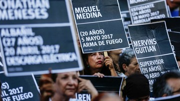 """Dwaj specjalni prokuratorzy zajmą się """"zdrajcami ojczyzny"""" w Wenezueli"""