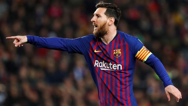 Messi w pogoni za rekordami Giggsa, Xaviego, Casillasa