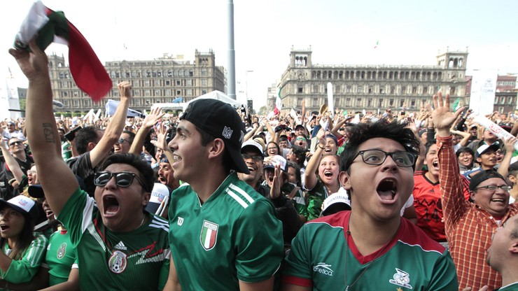 MŚ 2018: Meksyk oszalał na punkcie Korei Południowej