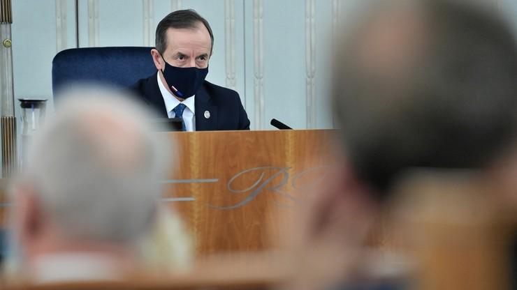Posiedzenie Senatu. Głosowanie ws. RPO