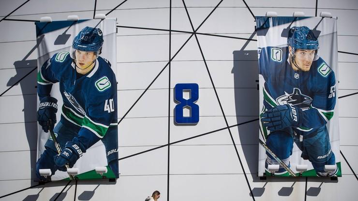 NHL: Już 21 hokeistów Canucks zakażonych COVID-19