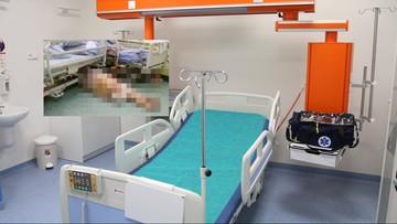 """Półnaga pacjentka na podłodze szpitala. """"Jest nam niezmiernie przykro"""""""