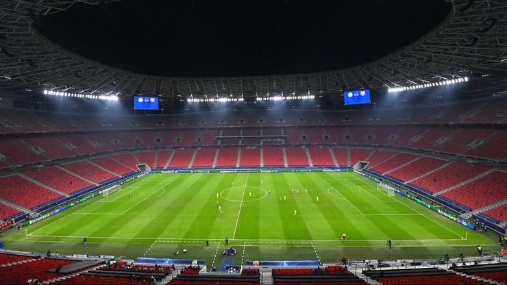 Liga Mistrzów: Mecz Liverpool - RB Lipsk przeniesiony do Budapesztu