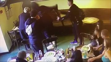 Rosyjscy piłkarze aresztowani za wszczęcie bójki w kawiarni. Grozi im 5 lat więzienia