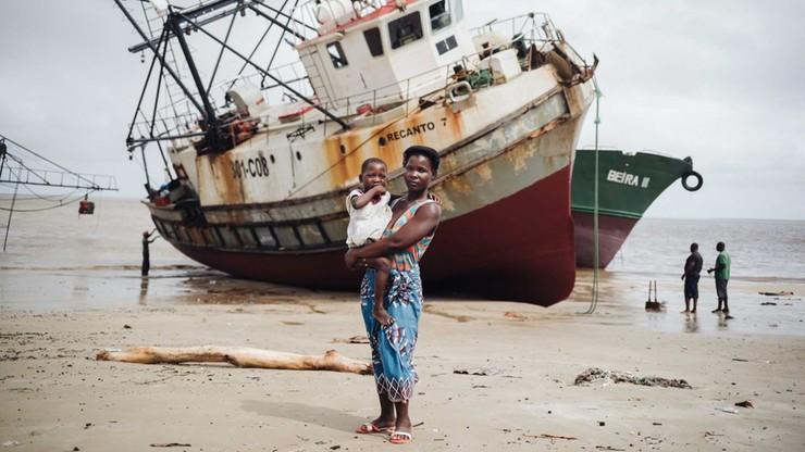 Niszczycielski kataklizm w Mozambiku. Już ponad 700 ofiar cyklonu Idai