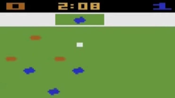 Pierwsza piłkarska gra komputerowa, która podbiła świat