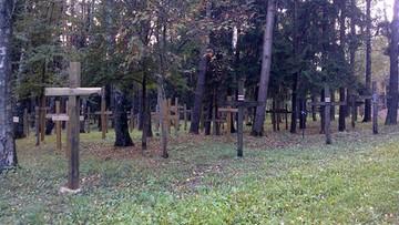 """""""Powbijali ich więcej niż drzew"""". Łukaszenka o demontażu krzyży w Kuropatach"""