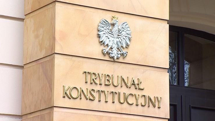 Projekt ustawy o statusie sędziów TK autorstwa PiS. Budka: zniknął ze strony sejmowej, nietrudno się domyślić dlaczego