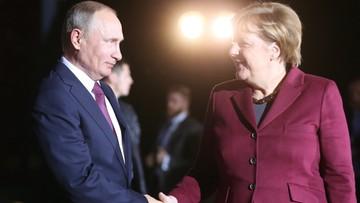 Bardziej ufają Putinowi niż Merkel. Tak deklarują w Niemczech zwolennicy Lewicy oraz populistów
