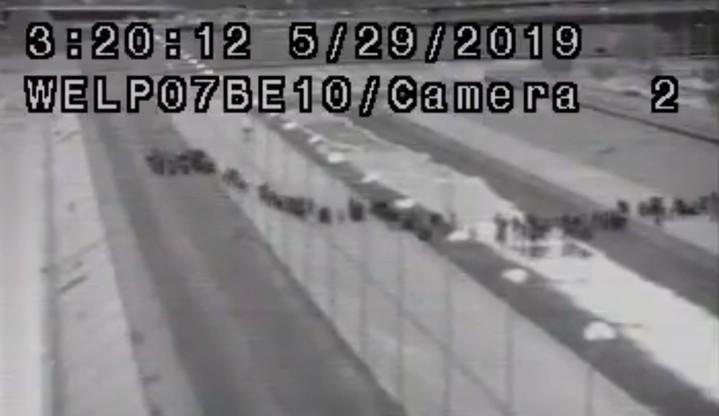 Rekordowa grupa migrantów zatrzymana na granicy USA