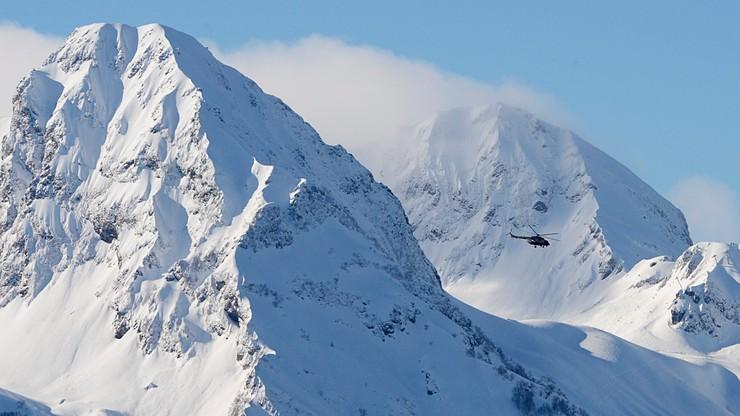 Polak wpadł do szczeliny w Alpach Piennińskich. Trwają poszukiwania