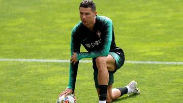 Wycofano oskarżenie o gwałt wobec Cristiano Ronaldo