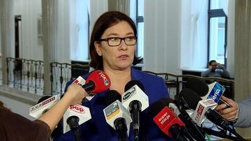 Mazurek: 11 stycznia posłowie PiS będą na sali plenarnej Sejmu