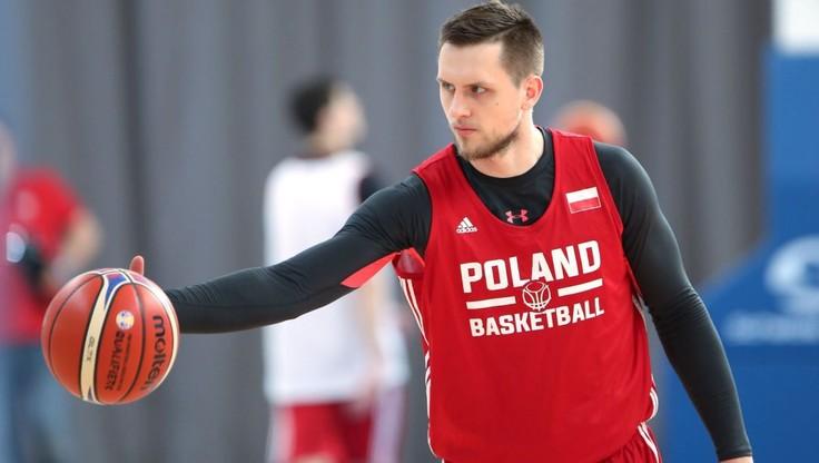 Mateusz Ponitka: Wierzę, że uda się przyjechać na eliminacyjne mecze kadry