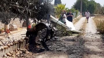 Zderzenie śmigłowca z małym samolotem na Majorce. Siedmioro zabitych, w tym dwoje dzieci