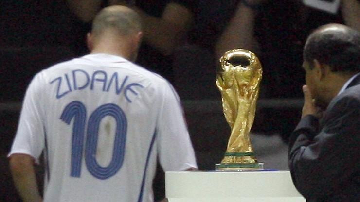 Zidane z byka, zemsta Maradony... Czerwone kartki na mundialach