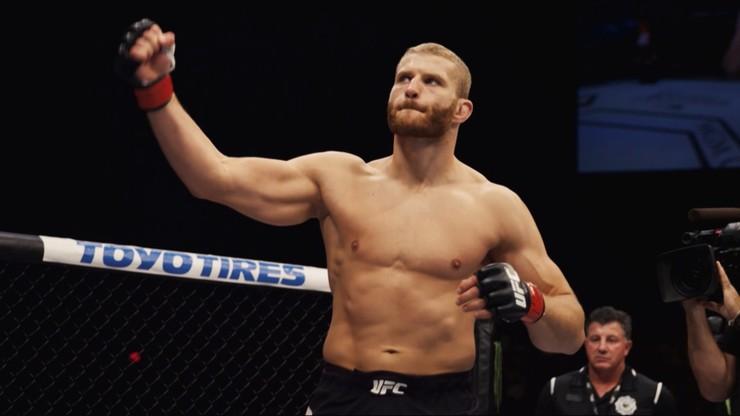 Jan Błachowicz przed walką o pas UFC: Cieszę się, że nie musiałem robić czegoś, czego nie czuję