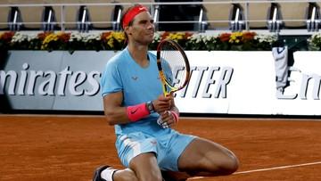 French Open: Rafa Nadal znowu najlepszy! 3:0 w finale