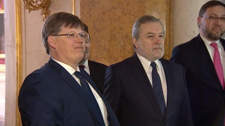"""Gliński spotkał się z wicepremierem Ukrainy. """"Rozmowy trudne, ale w dobrej atmosferze"""""""