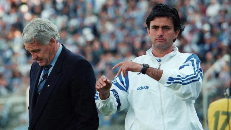 Jose Mourinho i jego wszystkie kluby. To już 34 lata na ławce (ZDJĘCIA)