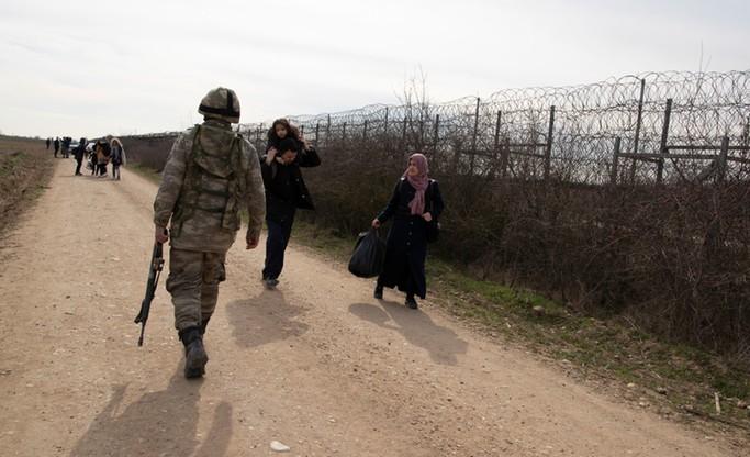 Grecja wzmocniła ochronę granic