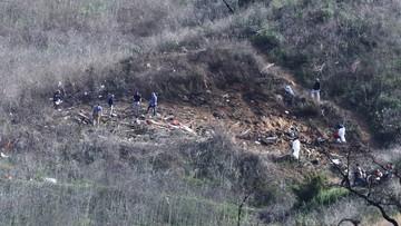 Katastrofa helikoptera Kobe Bryanta: Zabrakło pięciu minut!