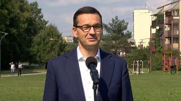 Premier Mateusz Morawiecki: serdecznie witam nową ambasador USA Georgette Mosbacher