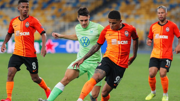Liga Europy: Szachtar Donieck w ćwierćfinale!