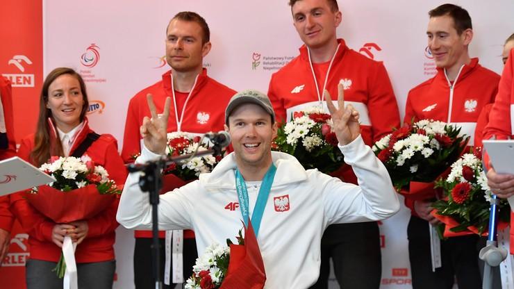Sikorski wybrany Najlepszym Sportowcem Niepełnosprawnym!